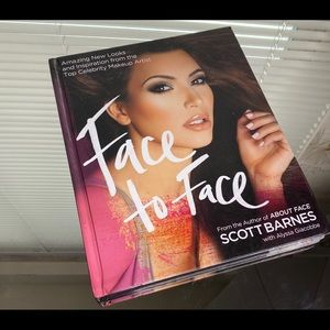 Face to Face by Scott Barne's